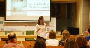 """A socióloga Raquel Pérez presenta en Verín """"La irresistible Silvia"""""""