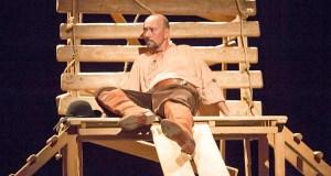 """Suspéndese a representación da obra """"La Encrucijada"""" no Barco"""