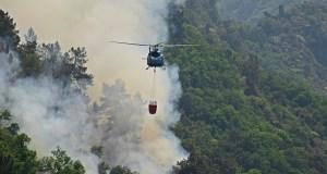 Estabilizado o incendio de Sober