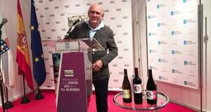 Valdeorras presenta os seus viños en Madrid