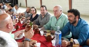 Larouco celebra unha nova e exitosa edición da Festa do Cordeiro