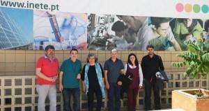 Un profesor do IES García Barbón de Verín realizou unha estancia formativa en Portugal