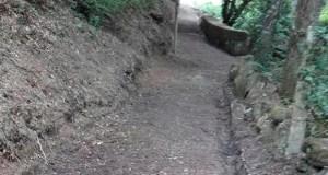 O Concello do Carballiño limpará e acondicionará o Camiño dos Arrieiros