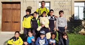Éxito trivés no campionato provincial escolar Xogade de atletismo