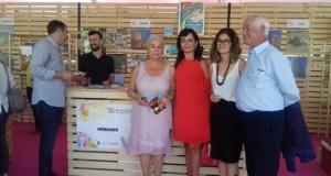 A cidade expón o seu potencial turístico no Expocidades en Vila Real