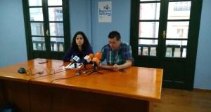 """Noa Presas: """"O PP traballa con improvisación na área sanitaria de Ourense"""""""