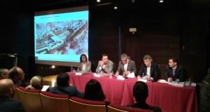 """O proxecto da Intermodal """"pretende mellorar a permeabilidade da cidade"""""""