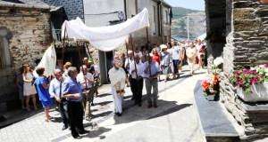 Casaio celebra o día grande das Festas do Corpus