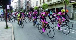 A XIX Volta a Valdeorras sairá mañá ás 9 horas da praza do Concello do Barco