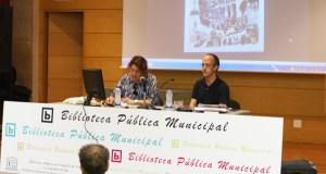 """""""O outro Camiño de Santiago"""", na Biblioteca de Verín"""