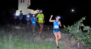 Estivel Martínez imponse no II Night Trail Quiroga