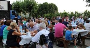 Máis de 200 persoas asisten á xuntanza popular de Vilela (A Rúa)