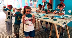 A Ludoteca-Campamento Urbano de Verín prepárase para unha intensa semana