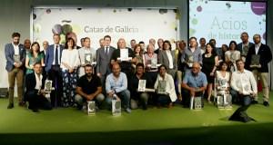 D'Berna e Godeval, premiados na Cata dos Viños de Galicia