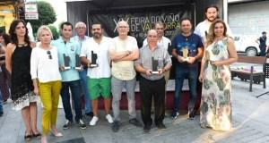 A Feira do Viño de Valdeorras conclúe con premios e con máis de 8.000 visitantes