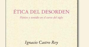 """Ignacio Castro presenta """"Ética del desorden"""" na Feira do Libro da Coruña"""