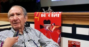 José Antonio Gurriarán, un protagonista de cine, no Barco
