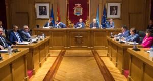 """Non sae adiante a moción que pedía un """"plan único"""" no reparto de fondos da Deputación aos concellos"""