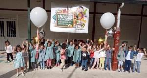 A ANPA Aturuxo do CEIP Julio Gurriarán do Barco dá a benvida aos cativos no primeiro día de curso