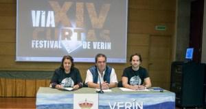 A II edición do Festival Internacional de Curtas Vía XIV de Verín celebrarase do 1 ao 10 de decembro