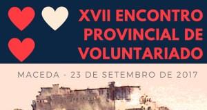 Maceda acollerá o XVII Encontro Provincial de Voluntariado de Cruz Vermella
