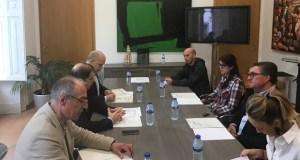 Cooperativas e sindicatos agrarios falan do Pacto Nacional pola auga coa CHMS