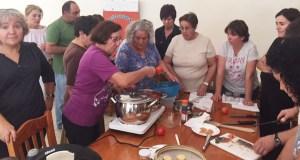 Curso de conservación de alimentos en Rubiá