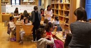 Contacontos e manualidades para festexar o Día da Biblioteca en Verín