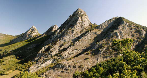 Rutas pola Serra da Enciña da Lastra nesta fin de semana