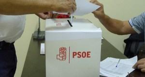 Caballero, o máis votado polos militantes socialistas do oriente ourensán