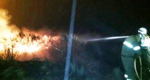 Mantense o nivel 2 polo risco a poboacións en sete lumes na provincia de Ourense