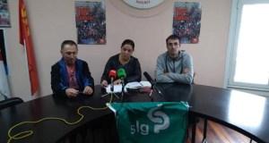 """O SLG pide á Xunta """"un plan de choque"""" contra a seca"""