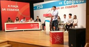 O ourensán Nabor González, novo secretario xeral das Xuventudes Socialistas de Galicia