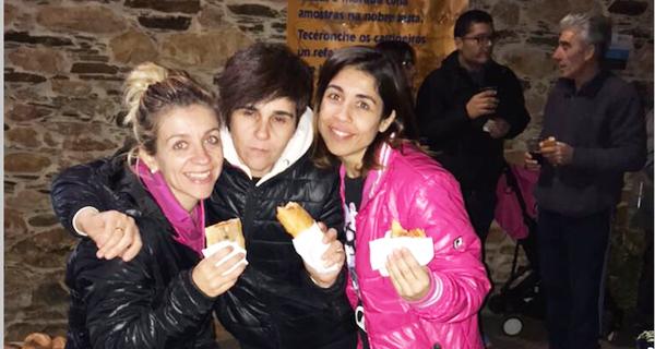 Máis de 250 persoas no Magosto de Córgomo (Vilamartín)