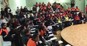Xornada de Educación Vial para Axentes Sociais en Ourense