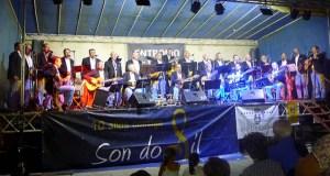 Concerto 10º aniversario de Son do Sil, o 2 de decembro no Barco