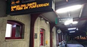 A estación de tren do Barco mellorará a súa accesibilidade