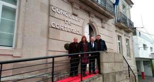A Xunta investiu 14.408 euros na reparación do Pavillón de Cortegada