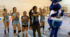 O equipo sénior do Club Voleibol Ourense plántalle cara ao líder da liga nacional