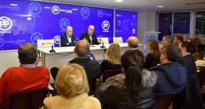 O PP de Ourense aproba os seus orzamentos que ascenden a 325.000 euros