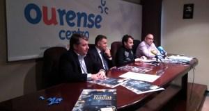 O C.C.A Ourense Centro pónlle o toque solidario ao Nadal