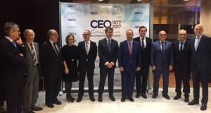 A CEO celebra o seu 40 aniversario