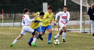 Os infantís e os xuvenís do C.D. Rúa están inmersos no play off polo título de liga