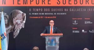 """O reino suevo volve fixar a súa capital en Ourense con """"In Tempore Sueborum"""""""