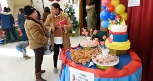 O II Mercado de Nadal de Rubiá abre as súas portas con 14 postos