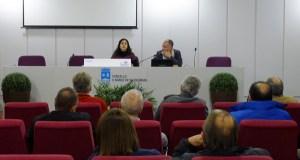 A deputada nacionalista Noa Presas analiza no Barco o papel de Galicia no marco estatal