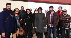 Pontón destaca o dinamismo dos gobernos locais de Verín, A Mezquita e Viana