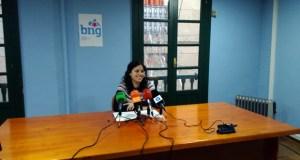 O BNG solicitará máis frencuencas e máis baratas no tren Ourense-Santiago