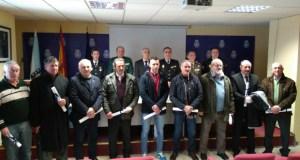 A Comisaría de Ourense celebra 194 aniversario do Corpo Nacional de Policía