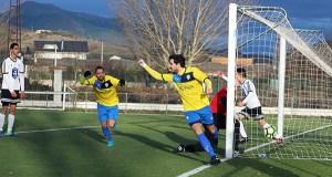 O C.D. Rúa comeza o ano cunha contundente vitoria no Aguillón